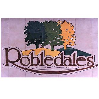 Robledales 140x80