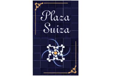 Plaza Suiza 90x150